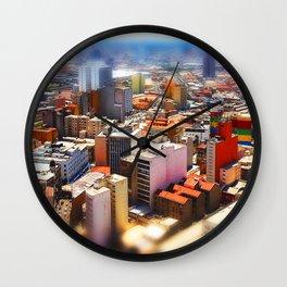 Mini Sampa Wall Clock