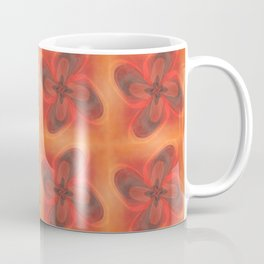 Retro Flower  Coffee Mug