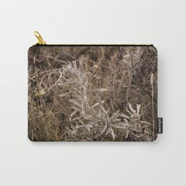 Fall Textures 2  Carry-All Pouch
