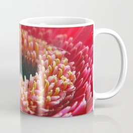 Red Germini Close up Coffee Mug