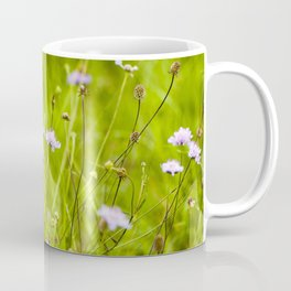Flowery meadow Coffee Mug