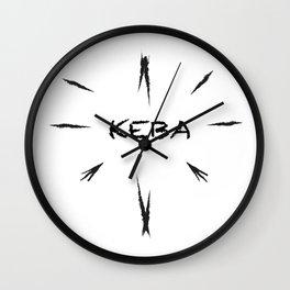 Keba Wall Clock