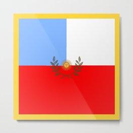 Flag of Catamarca Metal Print