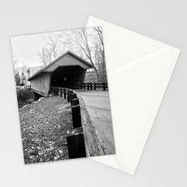 Newfield Covered Bridge 1853 Stationery Cards