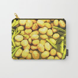 Lots of Potatoes and Vegetables Carry-All Pouch