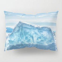 Pressure ridge of lake Baikal Pillow Sham