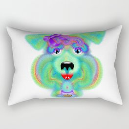 Biscuit Breath Rectangular Pillow