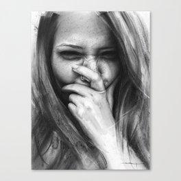 Yami Canvas Print