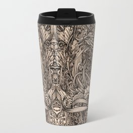 Nautical Spray Travel Mug