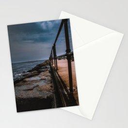 Seaside Serenity on Long Beach Island Stationery Cards