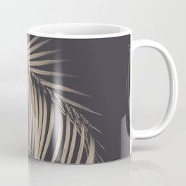 Palm Leaves Sepia Vibes #3 #tropical #decor #art #society6 Coffee Mug