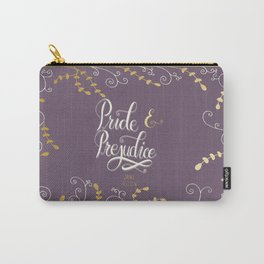 Prideand Prejudice Carry-All Pouch