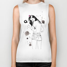 Everything is alright! Biker Tank