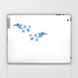 social birds Laptop & iPad Skin