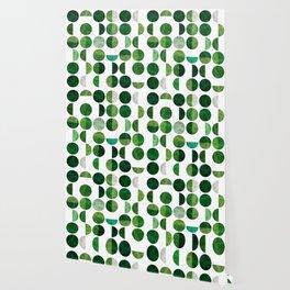 Minimalist pattern I Wallpaper