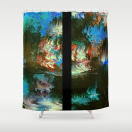 Starches as Such Shower Curtain