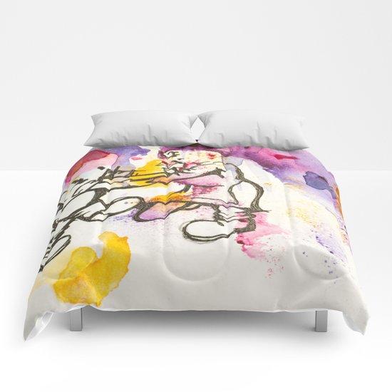Dance Comforters