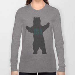 bear me Long Sleeve T-shirt