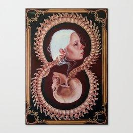Inner balance Canvas Print