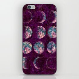 Celestial Moons iPhone Skin