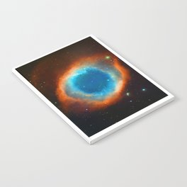 Eye Of God - Helix Nebula Notebook