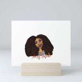 Self-Love Mini Art Print