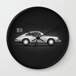 The 1965 911 Wall Clock