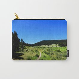 Watercolor Landscape, Lost Creek Wilderness 29, Colorado Carry-All Pouch