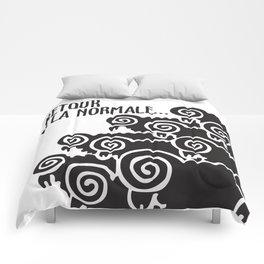 Retour à la normale Comforters