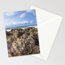 Ocean Flow Stationery Cards