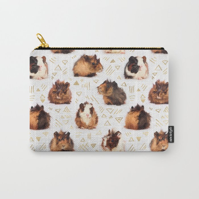 The Essential Guinea Pig Carry-All Pouch