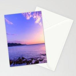 Saint Maxime Sunset Stationery Cards