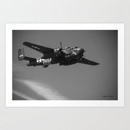 B-25H  Art Print