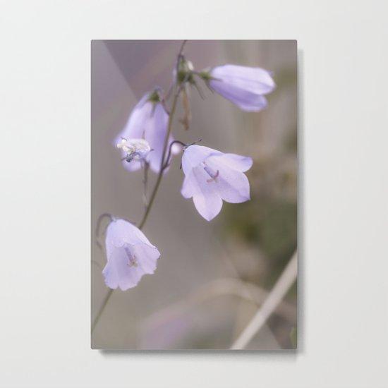 Lilac Bells Metal Print
