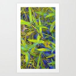 Hidden Flowers Art Print