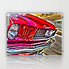 Mustang on Hollywood Hills Laptop & iPad Skin