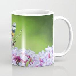 Butterfly V Coffee Mug