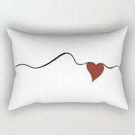 Way of Heart Rectangular Pillow