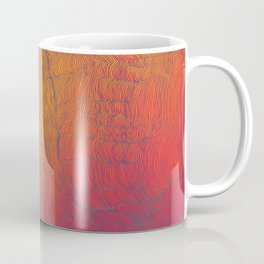 Auric Waves Coffee Mug