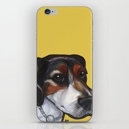 Milo the Jack Russell Terrier iPhone Skin