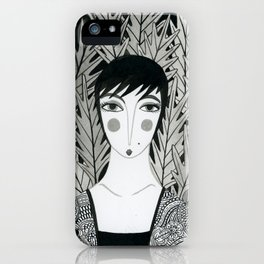 Ink 1 iPhone Case