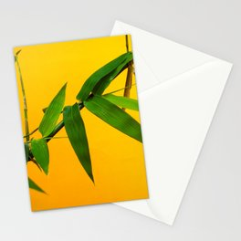 Bamboo Leaves Stationery Cards