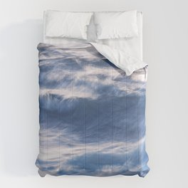 Where The Ocean Meets the Sky Comforters