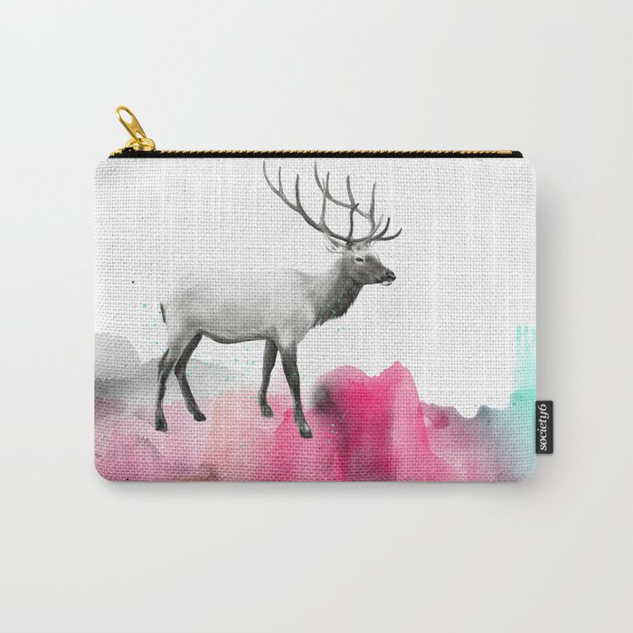 Wild No. 2 // Elk Carry-All Pouch