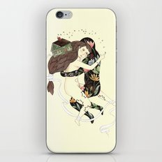 I'm Trying iPhone & iPod Skin