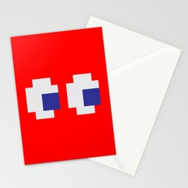 Retro Game Ghost Stationery Cards