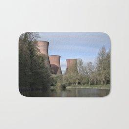 The Ironbridge Power Station Bath Mat