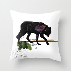 THE CONCLUSIVE ACE Throw Pillow