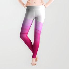 Pink Ombre Leggings