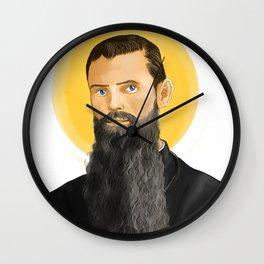 Pe. Julio Maria de Lombaerde Wall Clock